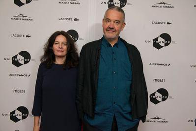 Toronto 2016 : bilan de la 41e édition pour le cinéma français - Arnaud des Pallières et Christelle Barthevas, pour Orpheline - © UniFrance