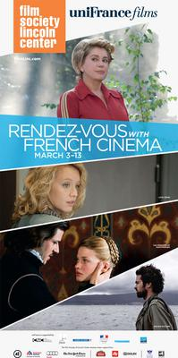 Les 16es Rendez vous with French Cinema à New York