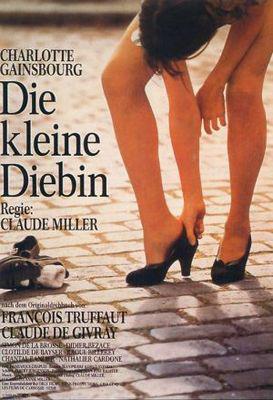 Casi una mujer / La pequeña ladrona - Poster Allemagne