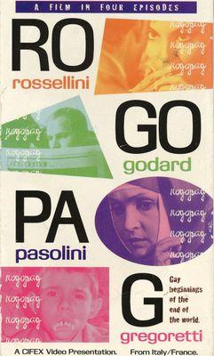 Rogopag - Poster États unis