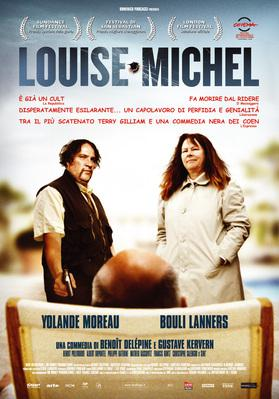 Louise-Michel - Poster Italie