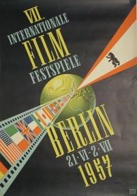 ベルリン国際映画祭 - 1957