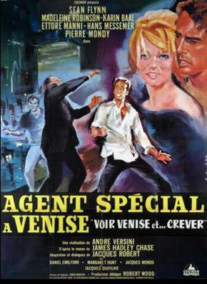Voir Venise et crever (Agent spécial à Venise)