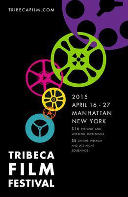 Festival de Cine Tribeca (Nueva York) - 2015