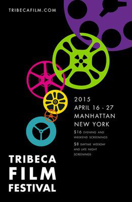 Festival du film Tribeca (New York) - 2015