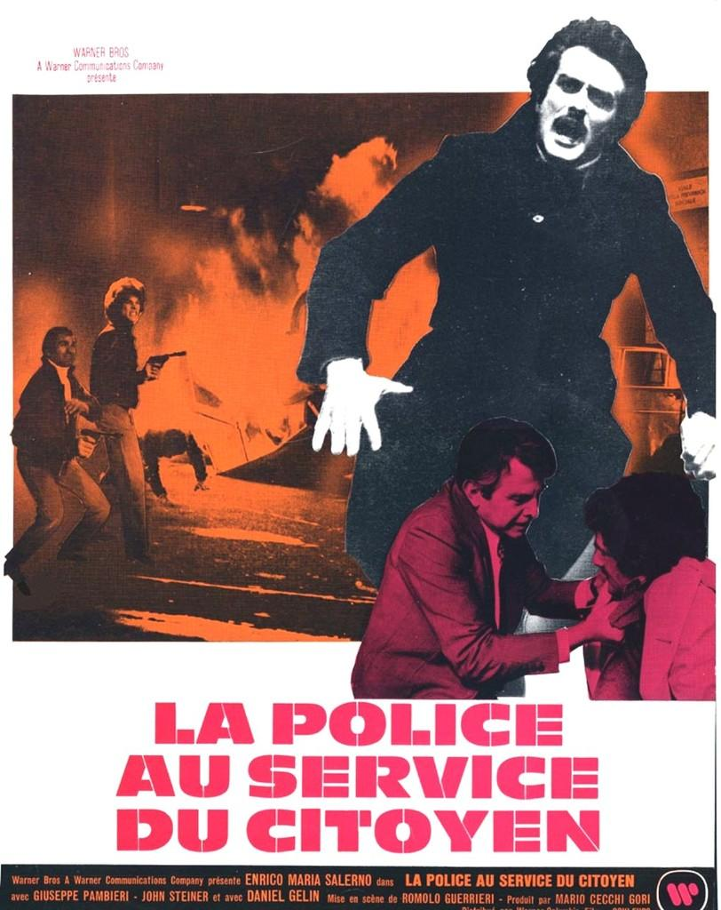 The Police Serve the Citizens?