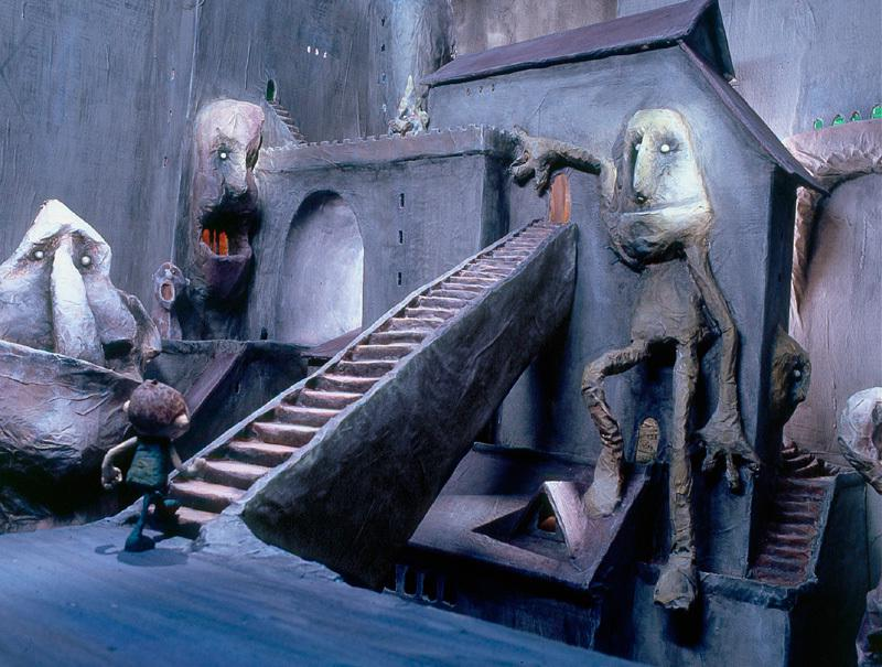Festival internacional de cine de animación de Krok - 2004
