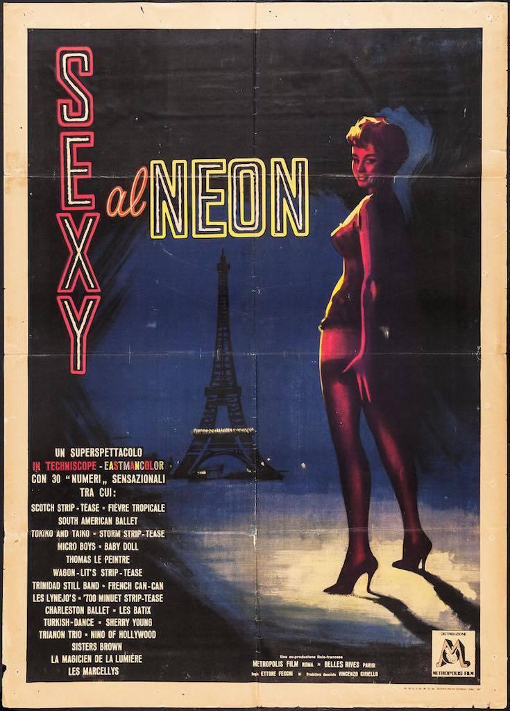 Sexy au néon