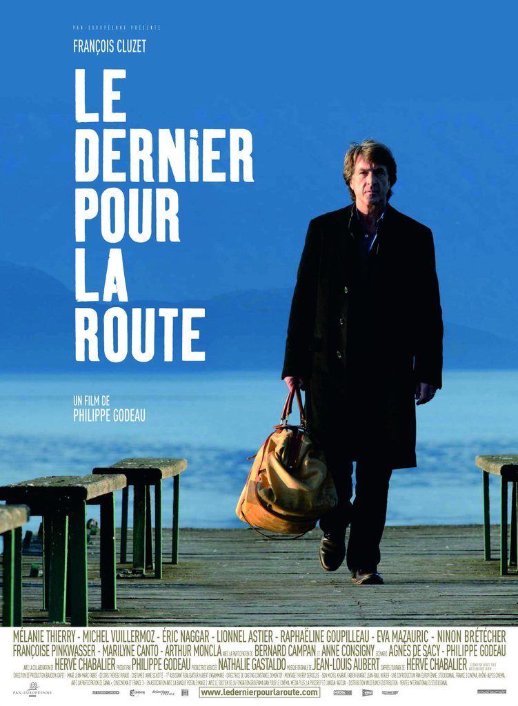 Le dernier pour la route - Poster - France