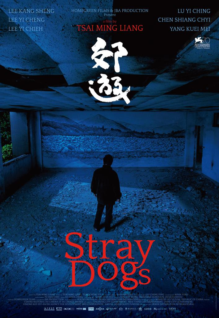 To avoid fainting, keep repeating: it's only a movie. - Page 17 Stray-dogs