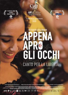 À peine j'ouvre les yeux - Poster - Italy