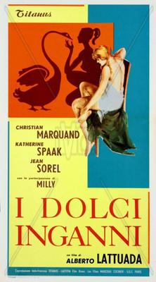 Dulces engaños - Poster - Italy