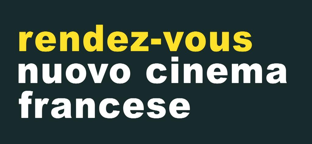 Official Trailer : the 4th Rendez-vous with New French Cinema in Rome