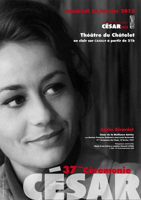 Cesar de Cine Francés - 2012