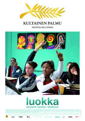 La Clase - Poster Finlande