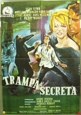 Voir Venise et crever (Agent spécial à Venise) - Poster Italie