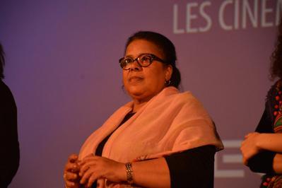 Magnífica apertura del 1er Festival de Cine Francés en Marruecos - Fatima Elayoubi