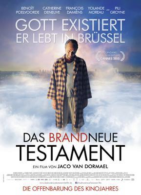 Le Tout Nouveau Testament - Poster - Germany