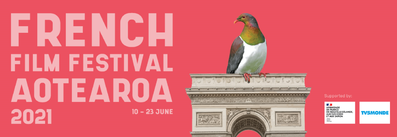 New Zealand French Film Festival Aotearoa - 2021