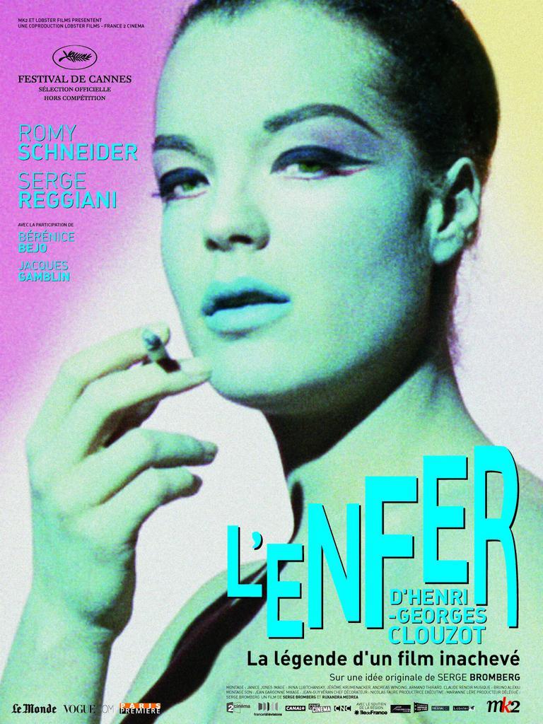 Serge Reggiani - Poster - France