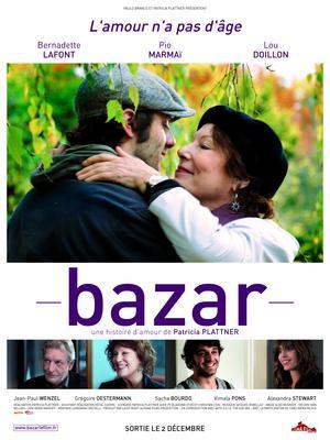 Bazar - Poster France