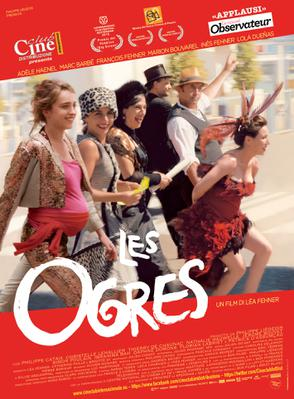 Les Ogres - Poster - Italy