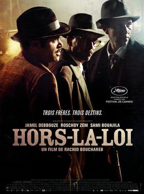 Hors-la-loi - Poster - France