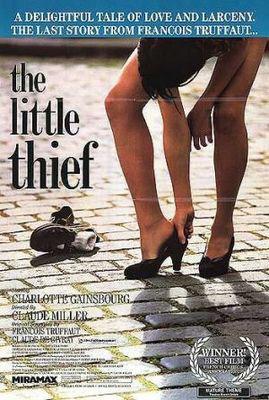 Casi una mujer / La pequeña ladrona - Poster Etats-Unis