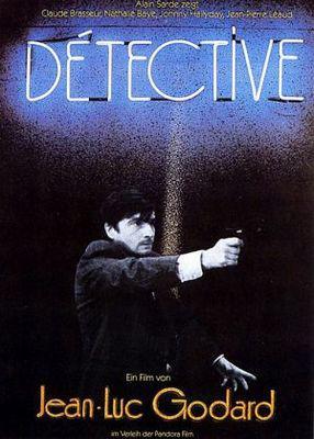 ゴダールの探偵 - Poster Allemagne