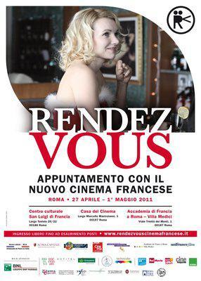 Rendez-vous avec le nouveau Cinéma français à Rome - 2011