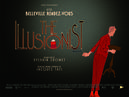L' Illusionniste - Poster - UK