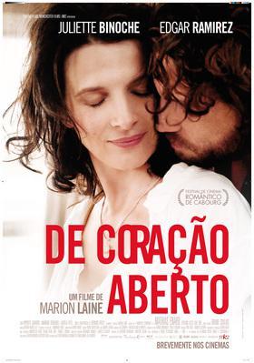 A cœur ouvert - Poster - Portugal