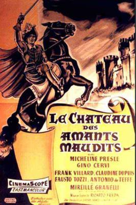 Béatrice Cenci ou le Château des amants maudits