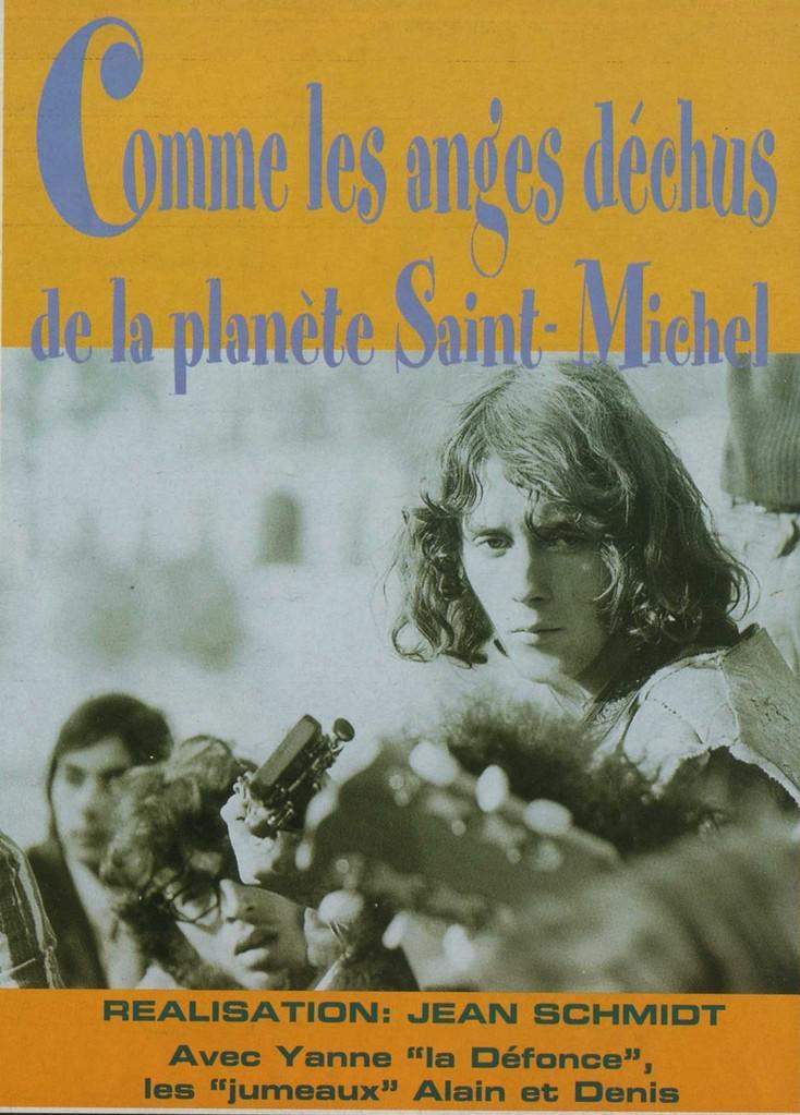 Comme les anges déchus de la planète Saint Michel