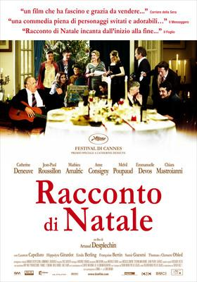 A Christmas Tale - Poster Italie