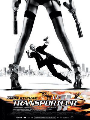 Le Transporteur 2 - Poster France