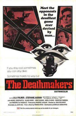 The Deathmakers / Children of Mata Hari / Pill of Death