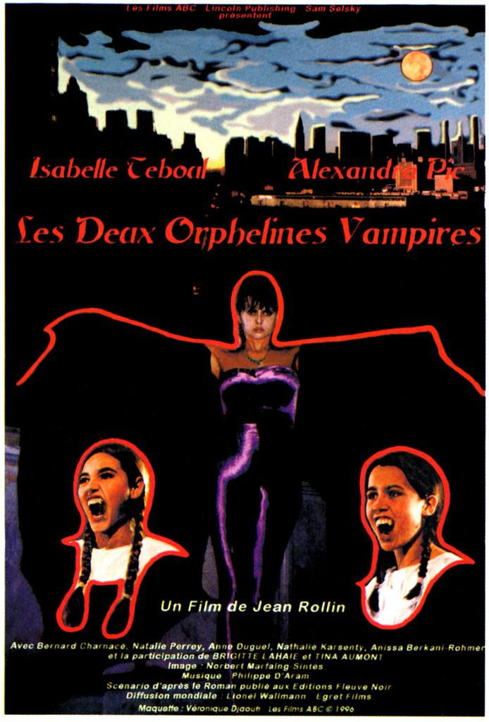 The Two Vampire Orphans