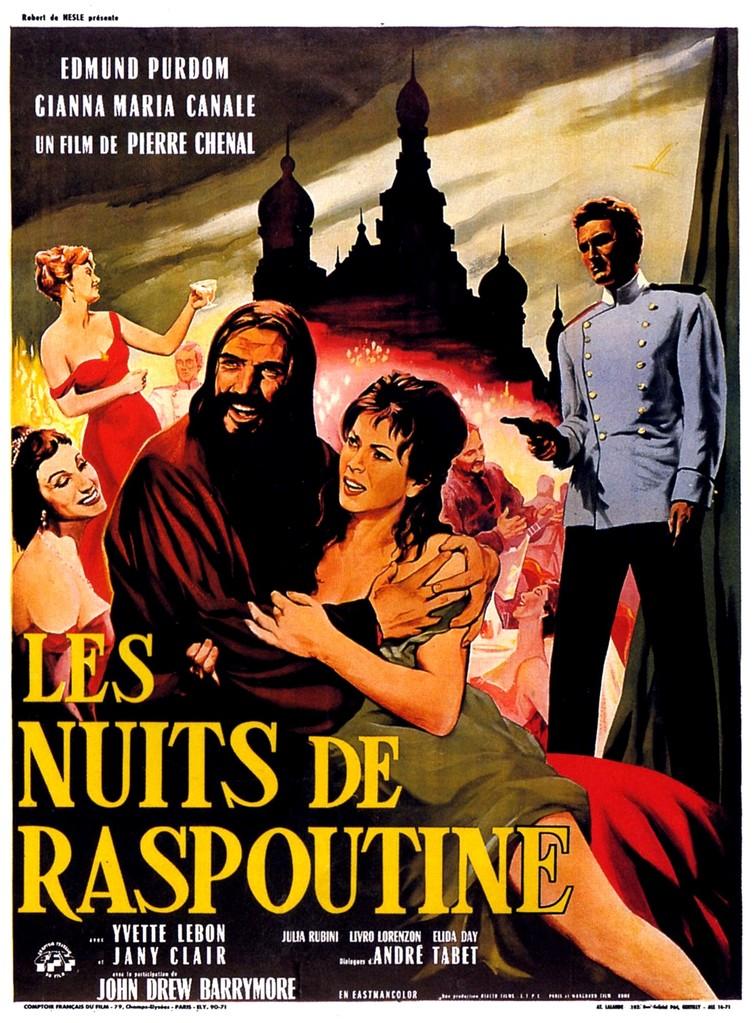 The Night They Killed Rasputin