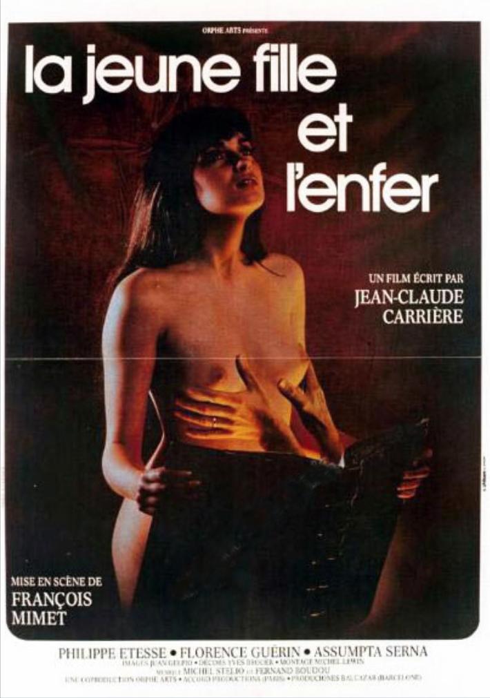 Fabuleux La Jeune Fille et l'enfer (1985) - uniFrance Films LL28