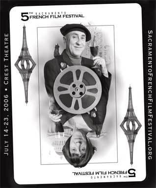 Festival du film français de Sacramento