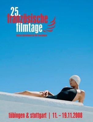 Festival international du film francophone de Tübingen | Stuttgart - 2008