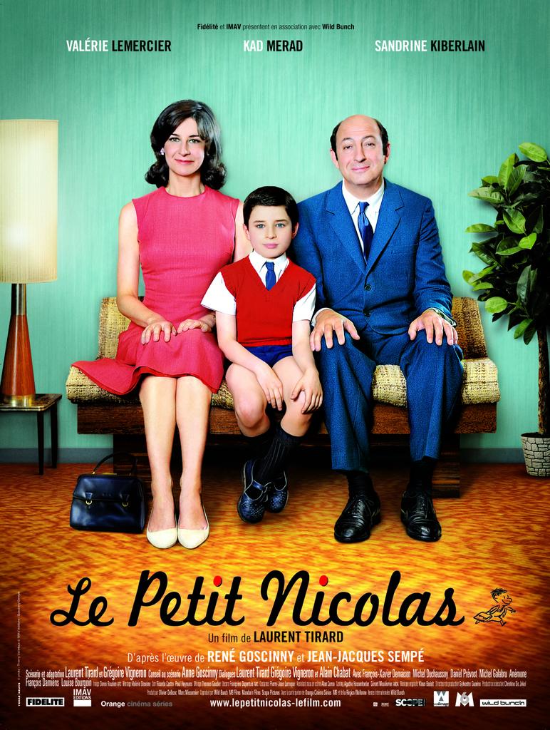 Benjamin Averty - Poster - France - © Wild Bunch Distribution