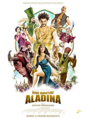 The New Adventures of Aladdin - Poster - Serbia