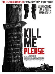 Kill Me Please - Poster - France