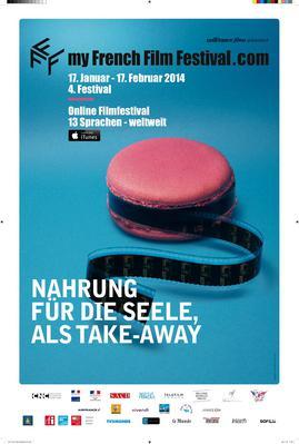 フレンチ・フィルムを召し上がれ - Affiche - Allemagne
