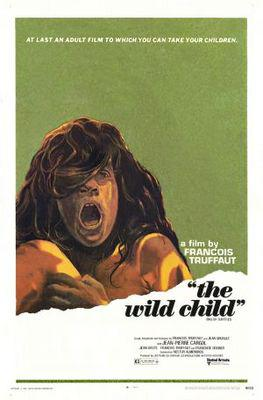 The Wild Child - Poster Etats-Unis