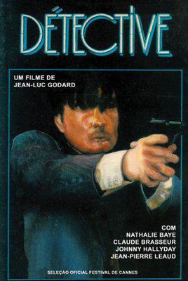 ゴダールの探偵 - Poster Brésil