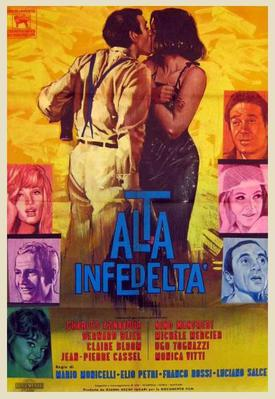 Alta infidelidad - Poster - Italy