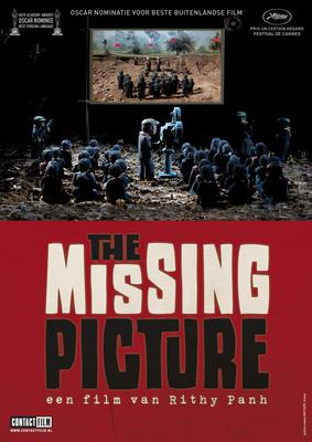 The Missing Picture - Poster - The Netherlands
